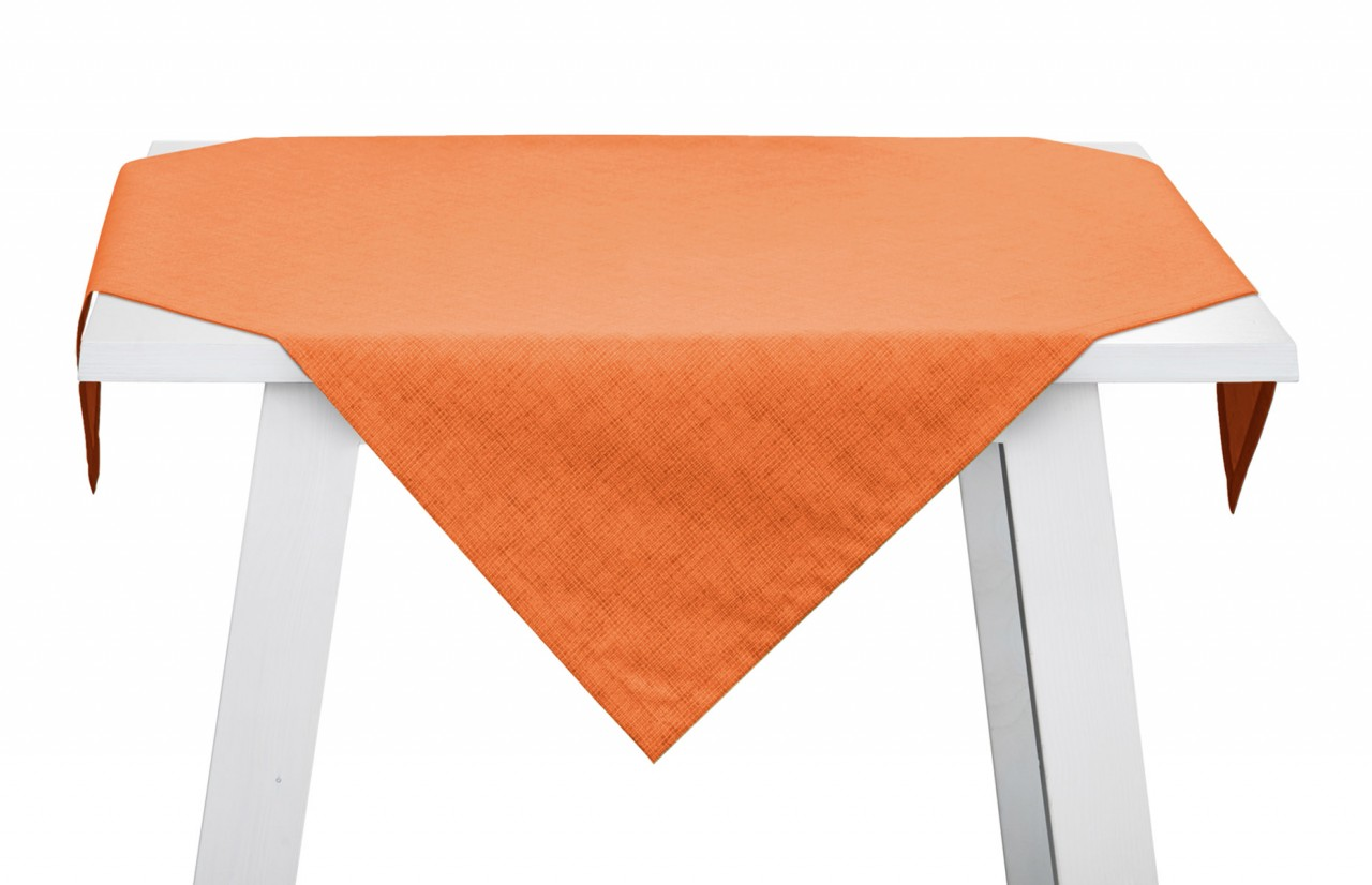 Pinto Mitteldecke orange