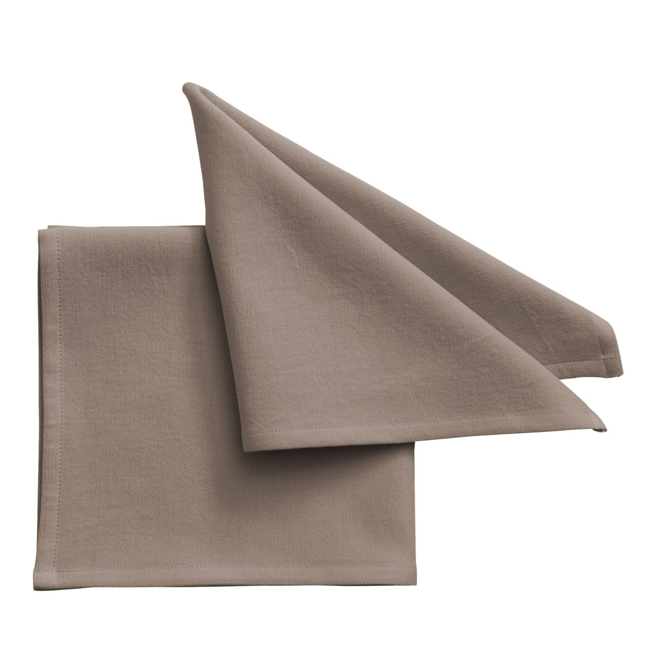 One Serviette taupe